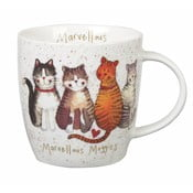 Cană Churchill China Moggies, 390 ml