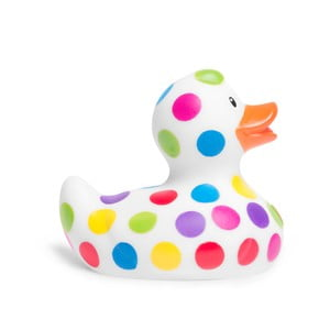 Kachnička do vany Bud Ducks Mini Pop Dot
