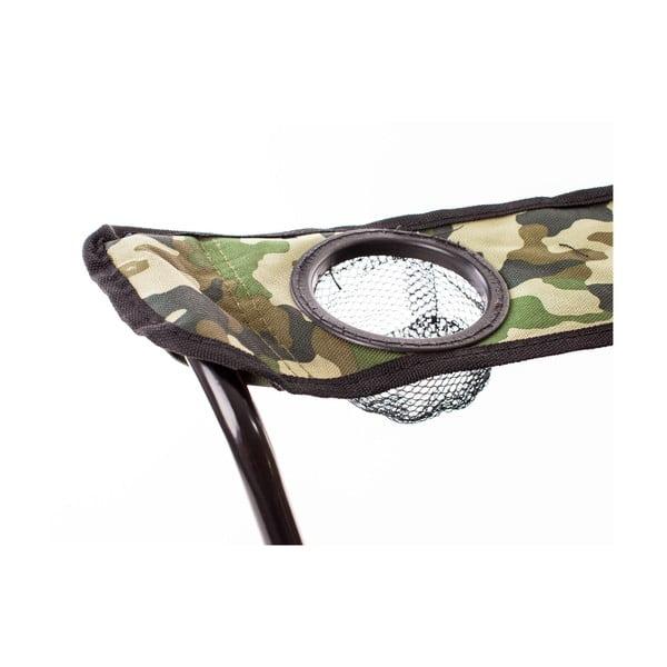 Rybářské křesílko Fish, maskáčové