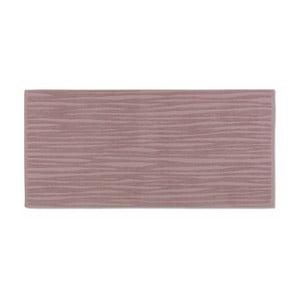 Růžová osuška Kela Lindano, 70x140cm