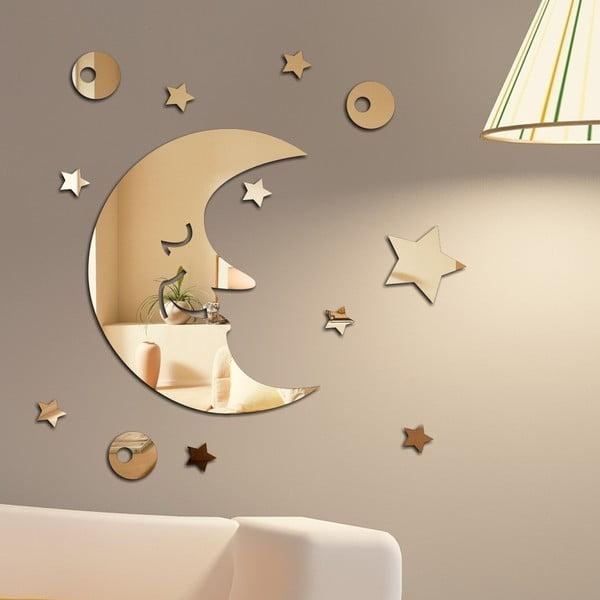 Dekorativní zrcadlo Měsíček