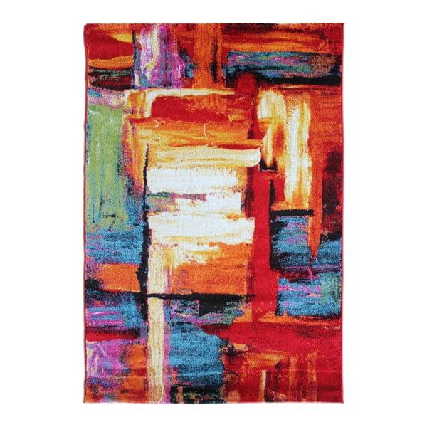 Eco Rugs Dada Fire szőnyeg, 80 x 150 cm