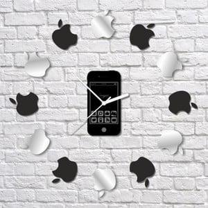 Nástěnné hodiny I Love Apple Clock