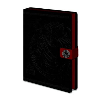 Caiet A5 Pyramid International Game Of Thrones: Targaryen 120 pagini