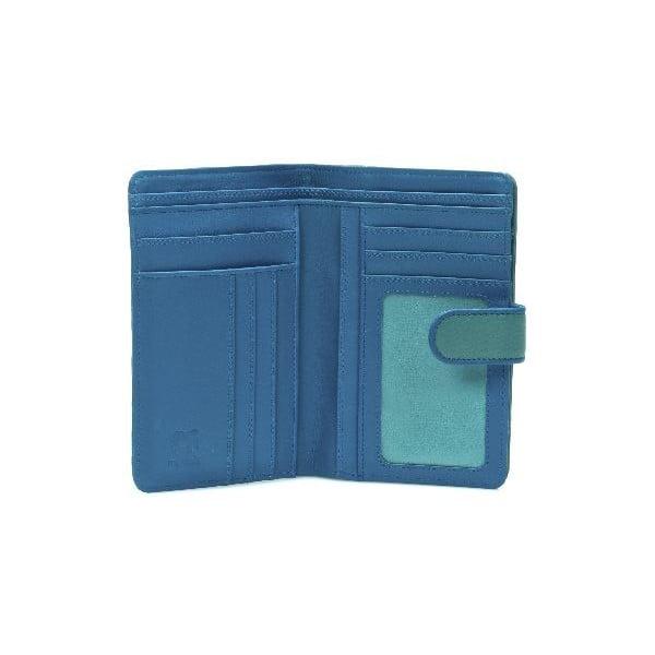 Peněženka Large Flapover Green