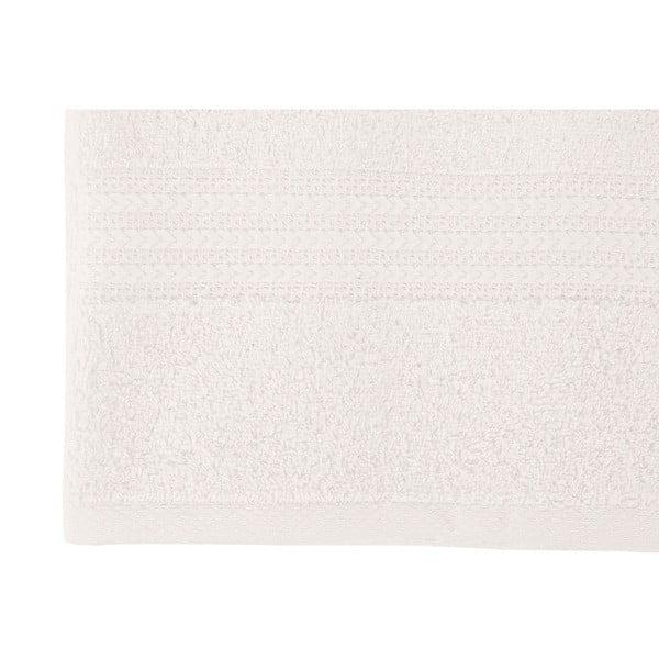 Sada 2 bílých ručníků Corap, 50x90cm
