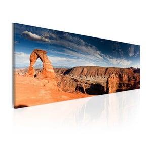 Obraz na plátně Artgeist Grand Canyon, 120x40cm