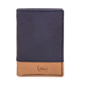 Kožená peněženka Lois Mood, 11x8 cm