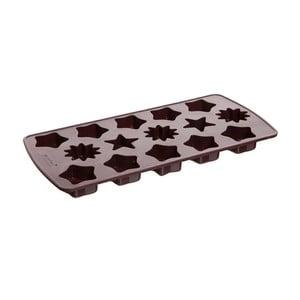 Silikonová forma na bonbóny II, 22x10x2 cm