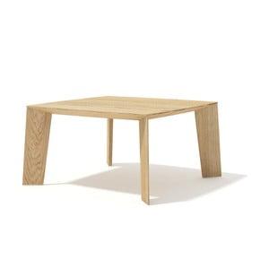 Konferenční stolek z masivního dubového dřeva Javorina Tin Tin, 70cm