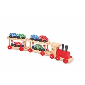 Tren cu 12 vagoane Legler Motorail imagine