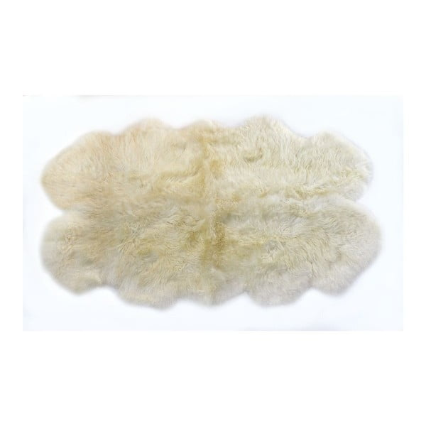 Ovčí kožešina Quatro Ivory
