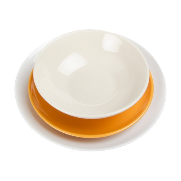 18dílná sada talířů Kaleidos Levisia