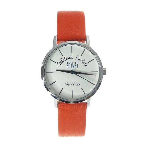 Oranžové hodinky VeryMojo Whatever