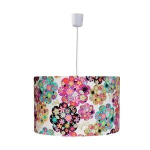 Závěsná lampa Happy Flowers