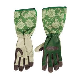 Dlouhé zahradnické rukavice Kimono, vel. M