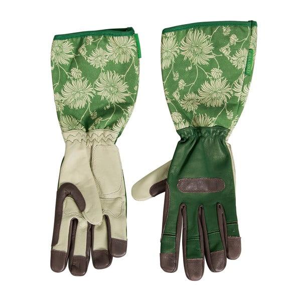 Dlouhé zahradnické rukavice Kimono, vel. L
