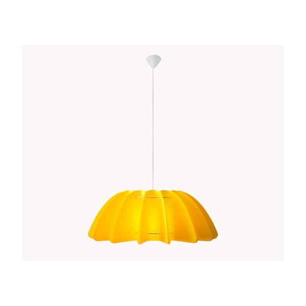 Závěsné svítidlo Primrose yellow/classic