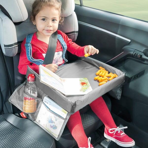 Tavă impermeabilă pentru copii cu centură de siguranță InnovaGoods