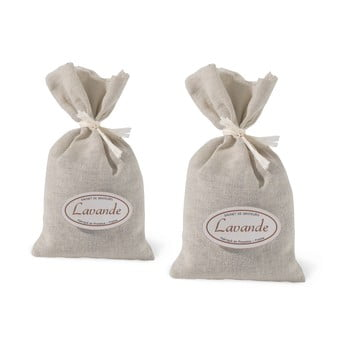 Set 2 săculeți cu levănțică anti molii Compactor Lavander Bags imagine