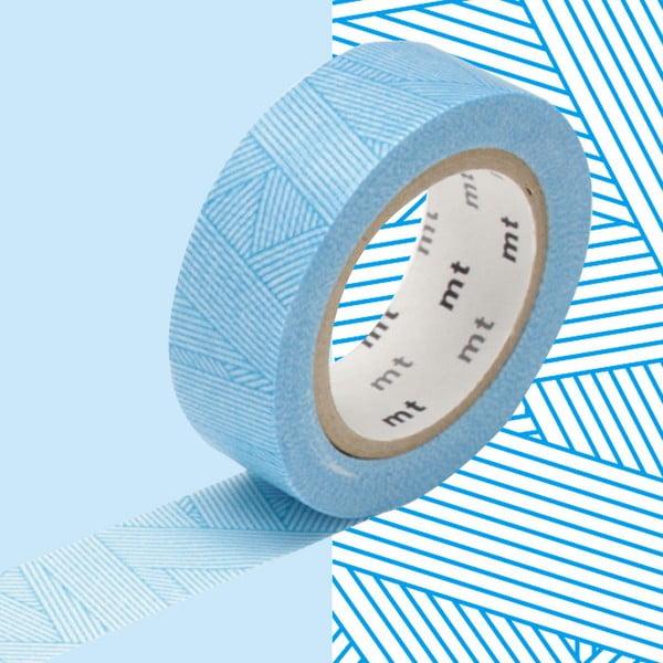 Washi páska MT Masking Tape Idette, návin10m