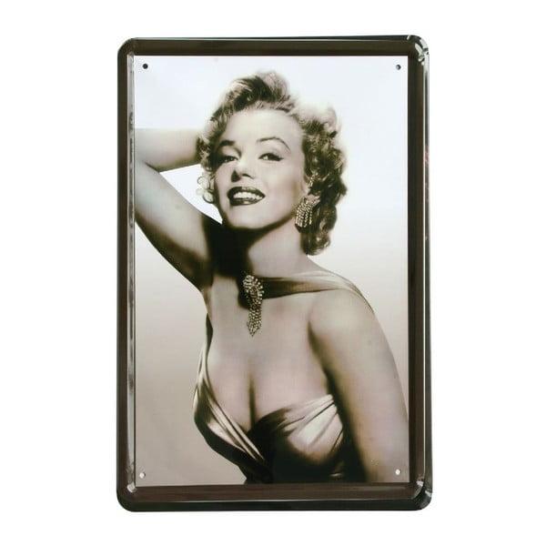 Cedule Marilyn Monroe, 20x30 cm