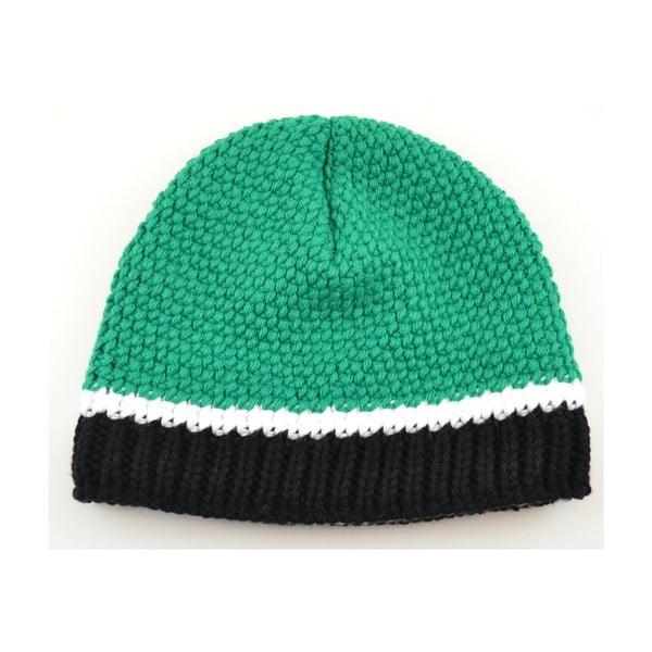 Dámská čepice Hupi Green