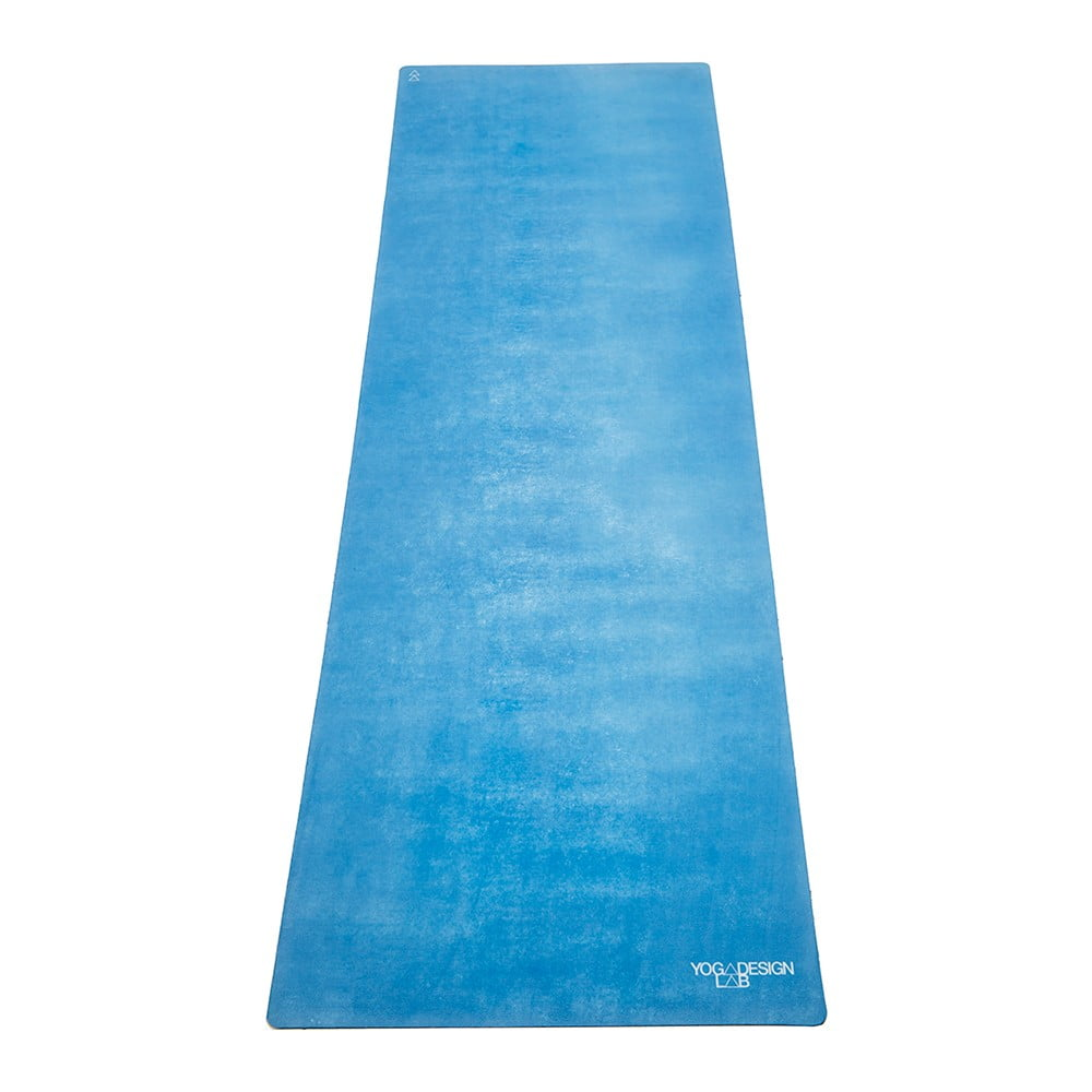 Podložka na jógu Yoga Design Lab Travel Aegean Blue, 900 g