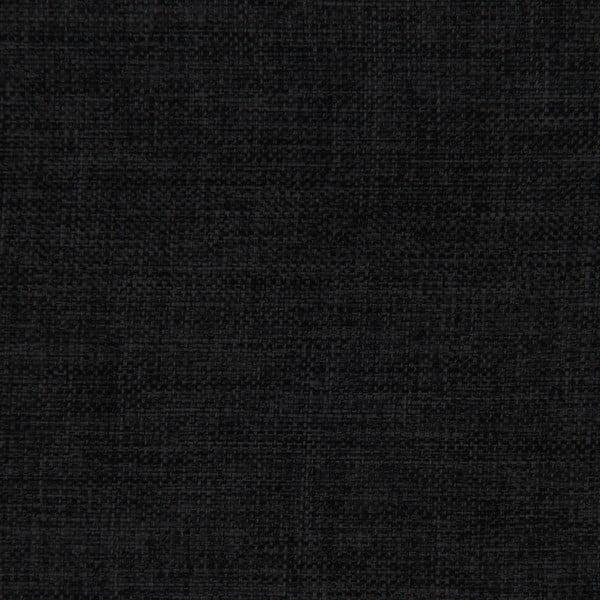 Tmavě hnědá dvoumístná pohovka s podnožkou Vivonita Cube
