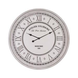 Nástěnné hodiny Antic Line Atelier Culinaire, ⌀80cm