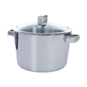 Nerezový hrnec na vývar BK Cookware Conical Deluxe, 24 cm