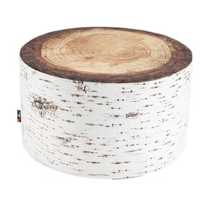 Puf MeroWings Nordic Birch Heavyweight, Ø 60 cm
