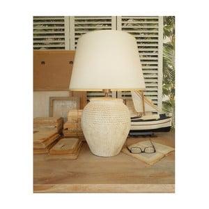 Keramická stolní lampa Orchidea Milano Saint Tropez Beige