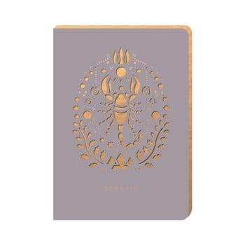 Agendă dictando Portico Designs Scorpion, 160 pag. imagine