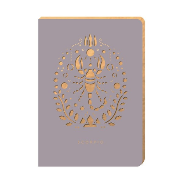 Agendă dictando Portico Designs Scorpion, 160 pag.