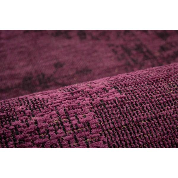 Koberec Cottage, violet, 80x150 cm