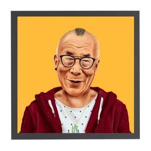 Obraz Fisura Dalai Lama, 50x50 cm