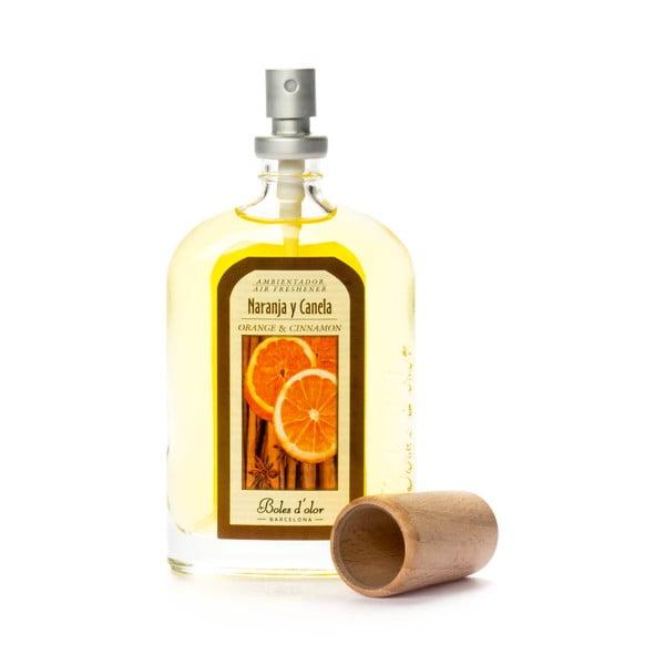 Odświeżacz powietrza o zapachu cynamonu i cytrusów Ego Dekor Naranja y Canela, 100 ml