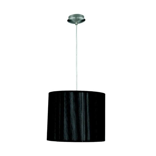 Moderní stropní lustr Melita, černá