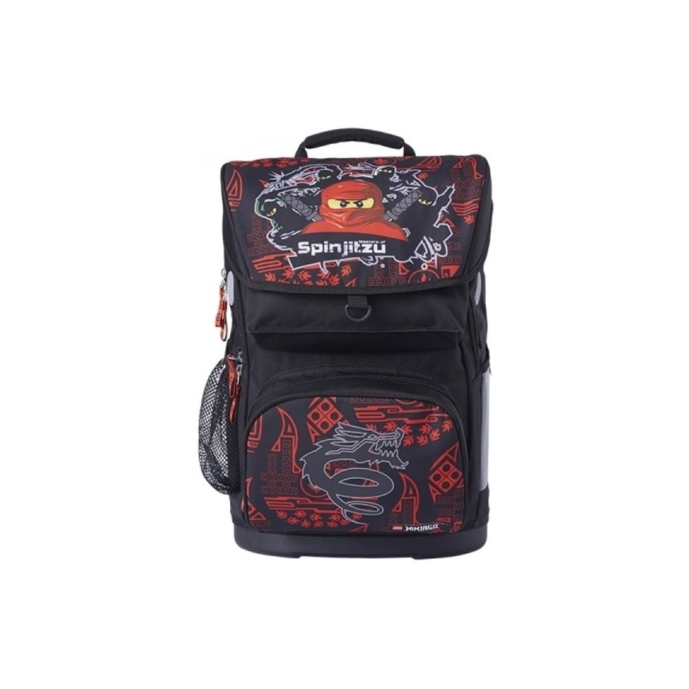 školní batoh s taštičkou LEGOo Ninjago Team Ninja Maxi