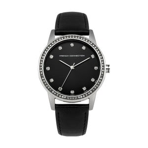 Černé dámské hodinky French Connection Magali