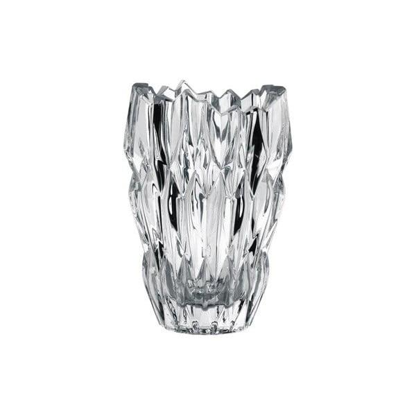 Váza z křišťálového skla Nachtmann Qaurtz,výška16cm