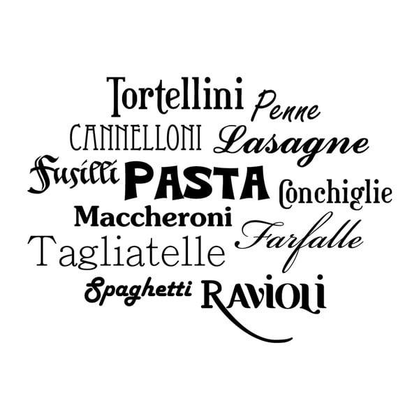 Samolepka Ambiance Italian Pasta