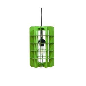 Svítidlo Tube, zelené