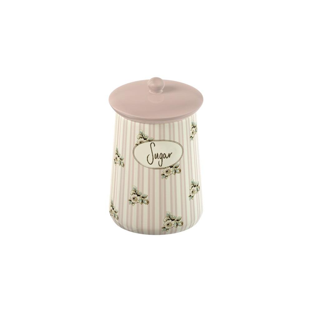 Porcelánová dóza na cukr Cottage Flower