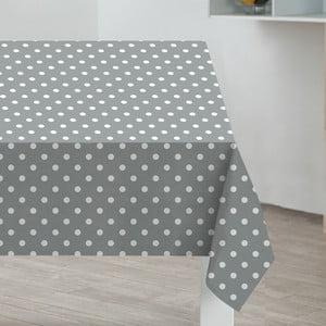 Ubrus Sabichi Grey Dots, 178 x 132 cm