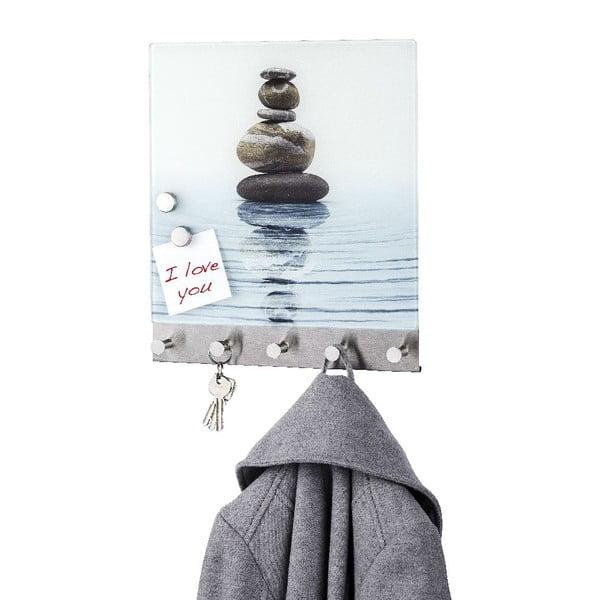 Magnetický věšák na kabáty Wenko Meditation