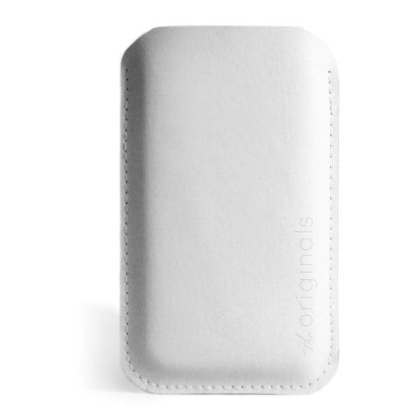 Obal na Galaxy S3/S4, bílý