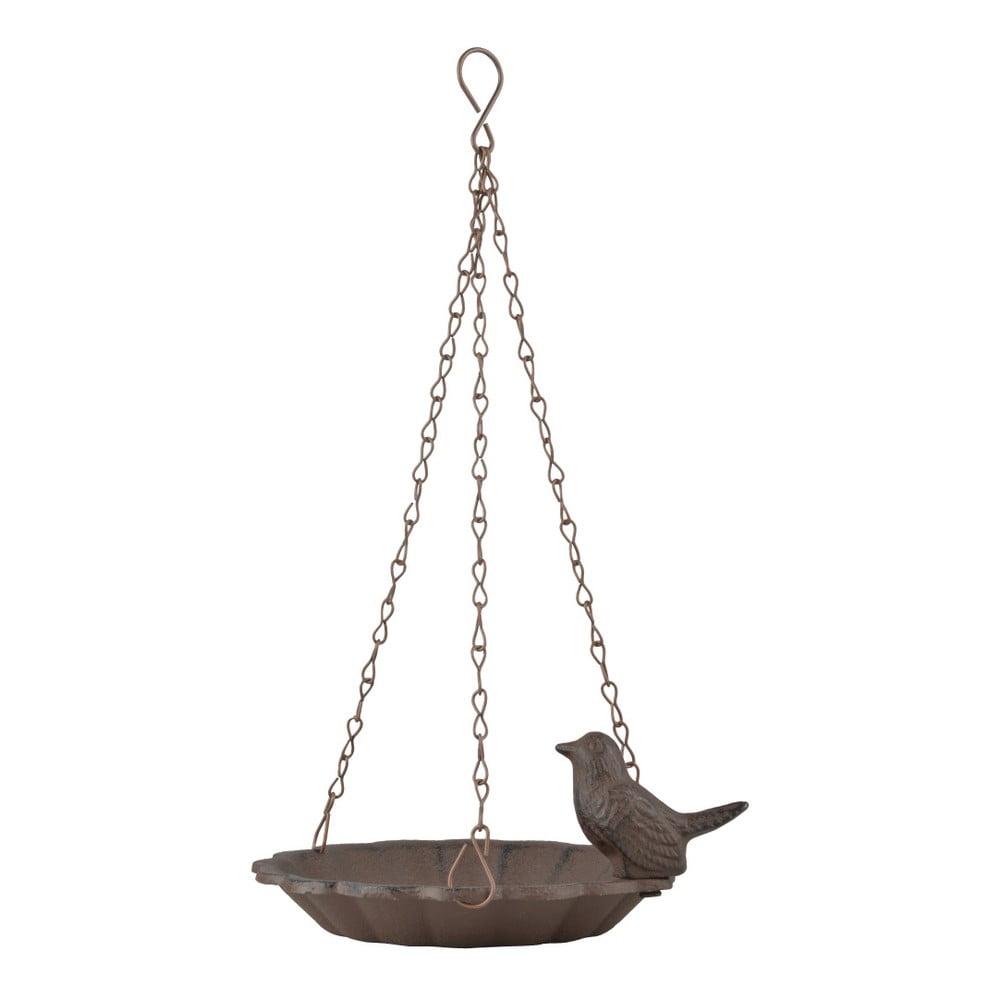 Pítko pro ptáky na zavěšení Esschert Design, 16 cm