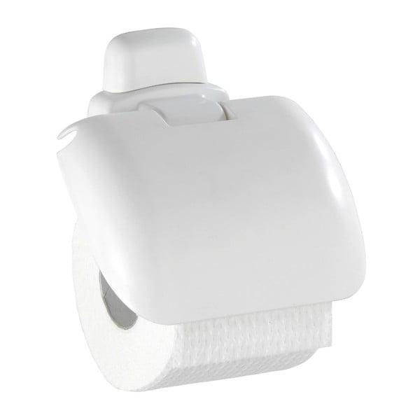 Biely držiak na toaletný papier Wenko Pure